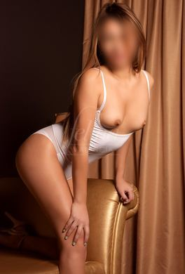 Sexy Colombian escort with natural breasts