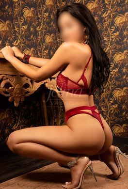 Exotic Latin escort