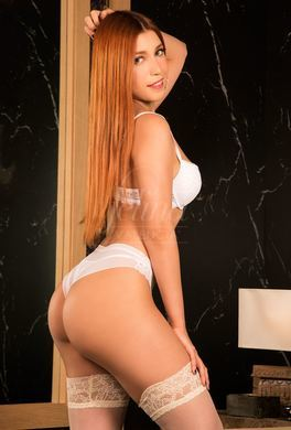 Belle escorte brésilienne pour le girlfriend experience