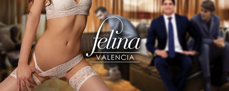 Bachelor party in Valencia with Felina