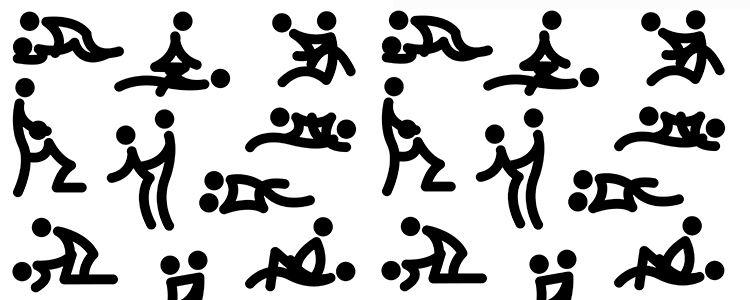 Posizioni del Kamasutra e Sexercise
